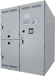 ASCO 7000 Series Medium Voltage Power Transfer Switch Image